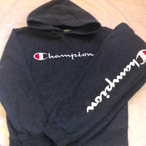 Champion Sweat Suit size M Boys